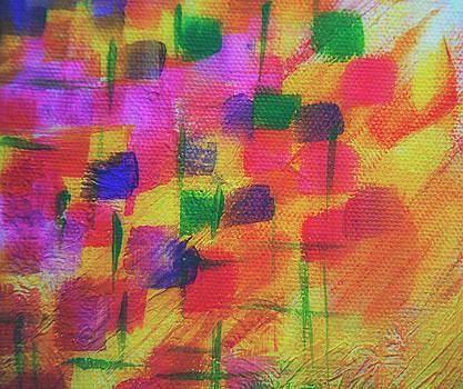 Daydream Wildflowers by Toni Hopper