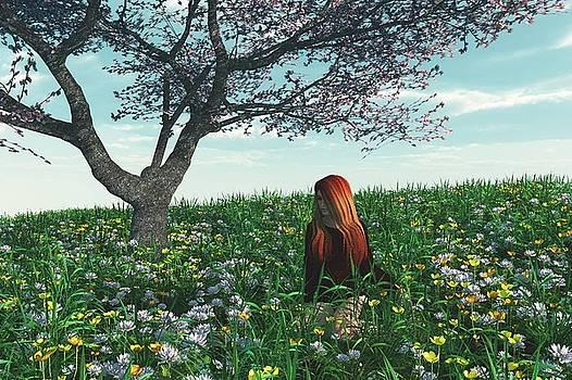 Daydreaming by Chris Bird