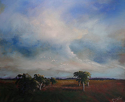 Day's End by Michele Hollister - for Nancy Asbell
