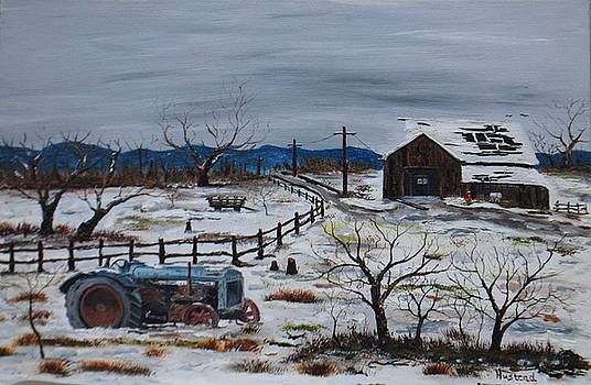 Days Gone By by Brian Hustead