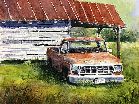 Days Gone By by Tina Bohlman