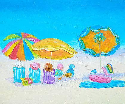 Jan Matson - Days of sun and the beach