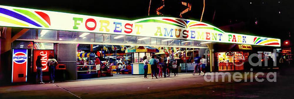 Daytona Beach Boardwalk Amusement Florida  0401200017 by Tom Jelen