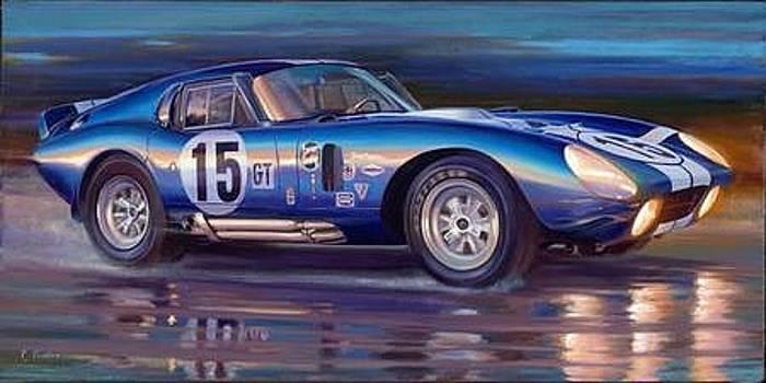 Daytona Coupe  by Pat Bailey