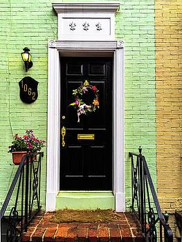 DC Entrance by Andrew Soundarajan