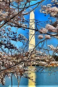 DC Spring by Joe Paniccia