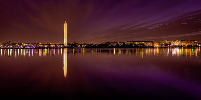 David Hahn - DC Tidal Basin Pre-Dawn