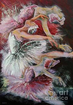 Dying swan                          by Zeiko Duka