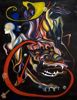 Dead Dog by Sheridan Furrer
