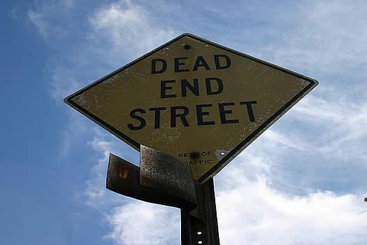 Dead End Street by Vlad Iorsh