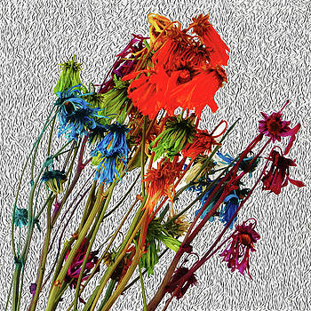 Dead Flowers 4 by Bruce Iorio