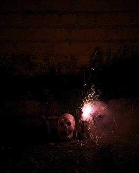 Dead of night by Christopher Rowlands