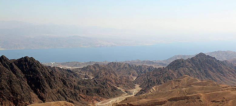 Dead Sea-Israel by Denise Moore