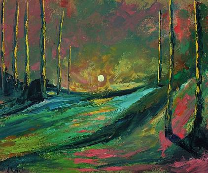 Dead Trees by Angel Reyes