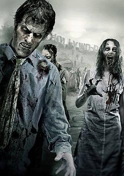Dead Walking by Joe Roberts
