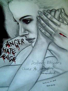 Deafening Whispers by Unnamed Soul
