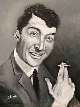 Dean Martin by Justin Lee Williams