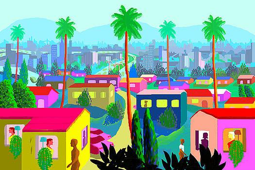 Dear California by Charles Harker