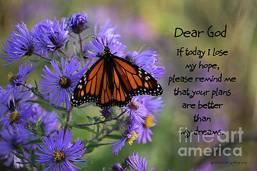 Dear God by Diane E Berry