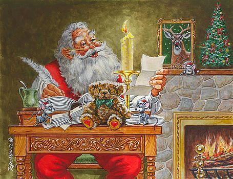 Richard De Wolfe - Dear Santa