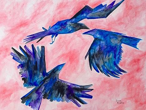 Dear To Fly  by Isaac Alcantar