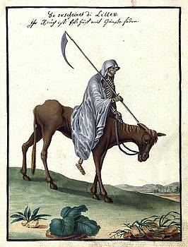 Death, 1057 by Unknown
