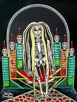 Death Arrival by Deidre Firestone