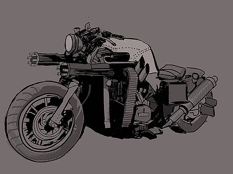 Death Bike by Thornton Brothers