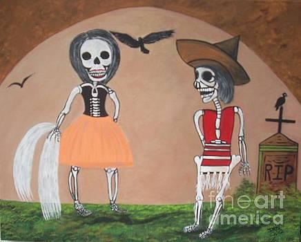 Death Dance by Iris  Mora