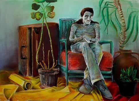 Death man by Machukov Dejan