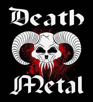 Death Metal by Gabi Siebenhuehner