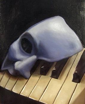 Death of the Phantom by Alison Schmidt Carson