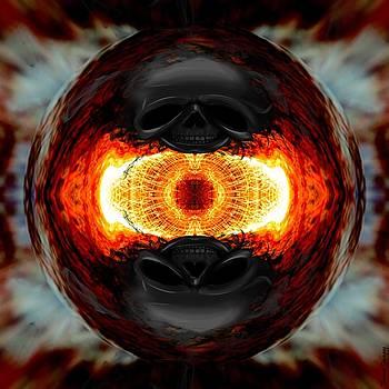 Death Orb 2  by Wesley Nesbitt