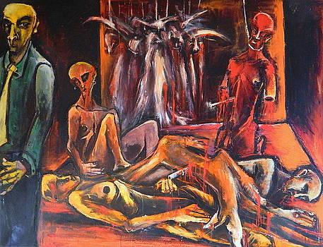 Kenneth Agnello - Death Room II