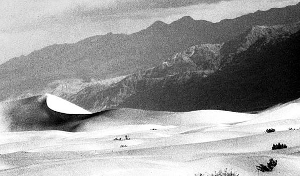 Death Valley 1977 by Norman  Andrus