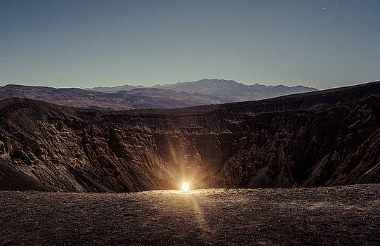 Death Valley Crater by Justin Carrasquillo