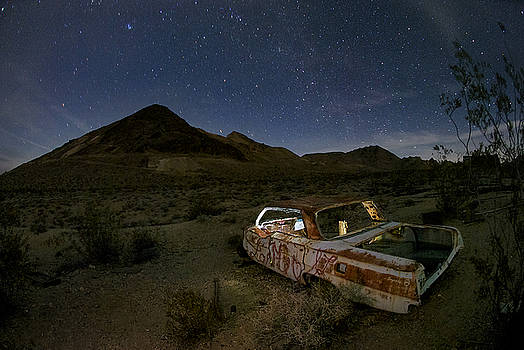 Death Valley Drive-In by Sean Foster