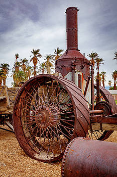 Mike Penney - Death Valley Equipment