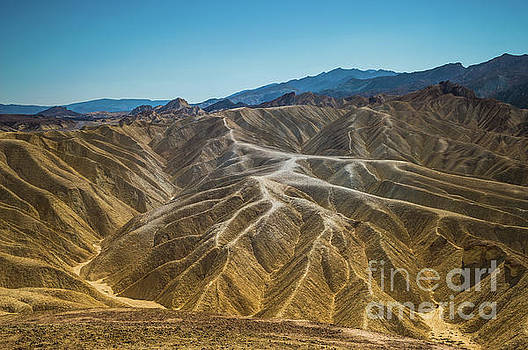 Death Valley Southern Slopes by Blake Webster