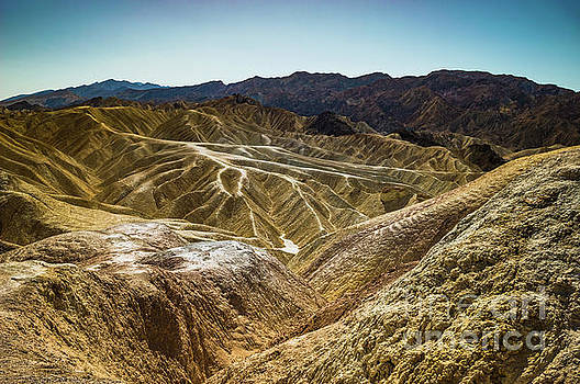 Death Valley Southern View by Blake Webster