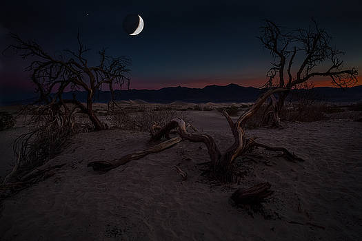 Rick Strobaugh - Death Valley Sunrise