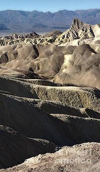 Gregory Dyer - Death Valley Zabriskie Point