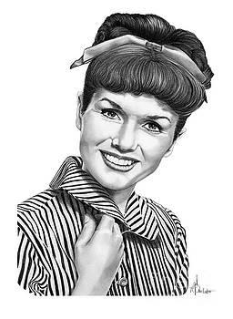 Debbie Reynolds by Murphy Elliott