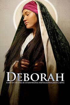 Deborah The Prophetess  by Icons Of The Bible