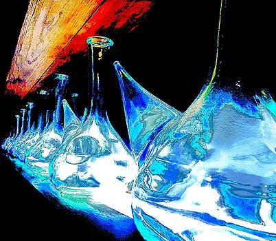 Decanters 2 by Rob Michels