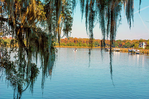 December Boating by TJ Baccari