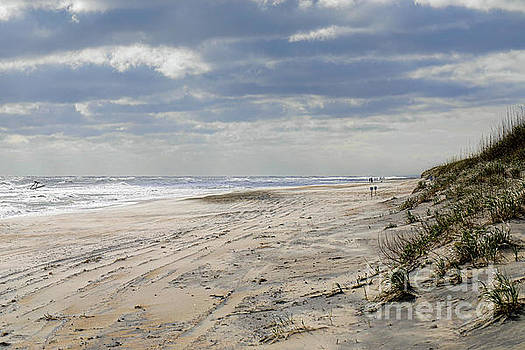 December on the OBX by Stephen Schwiesow