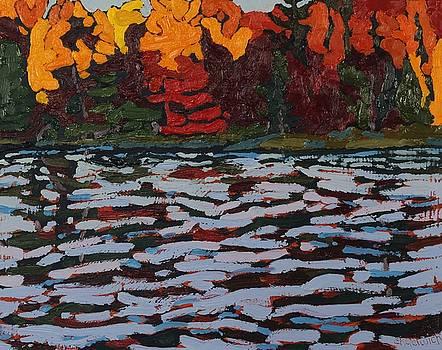 Phil Chadwick - Deciduous Shore