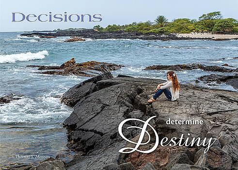 Decisions Determine Destiny by Denise Bird