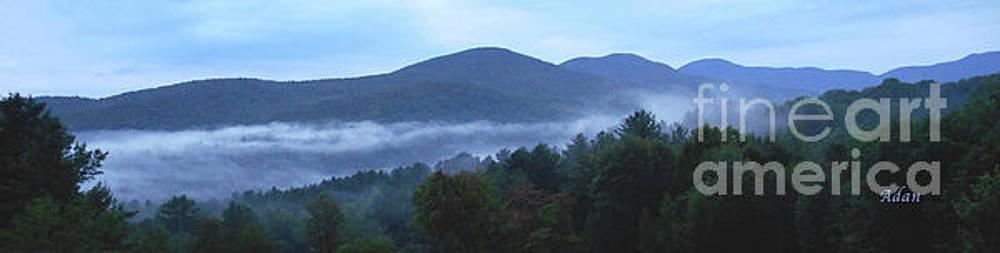 Felipe Adan Lerma - Deck View Of The Dawn - Panorama
